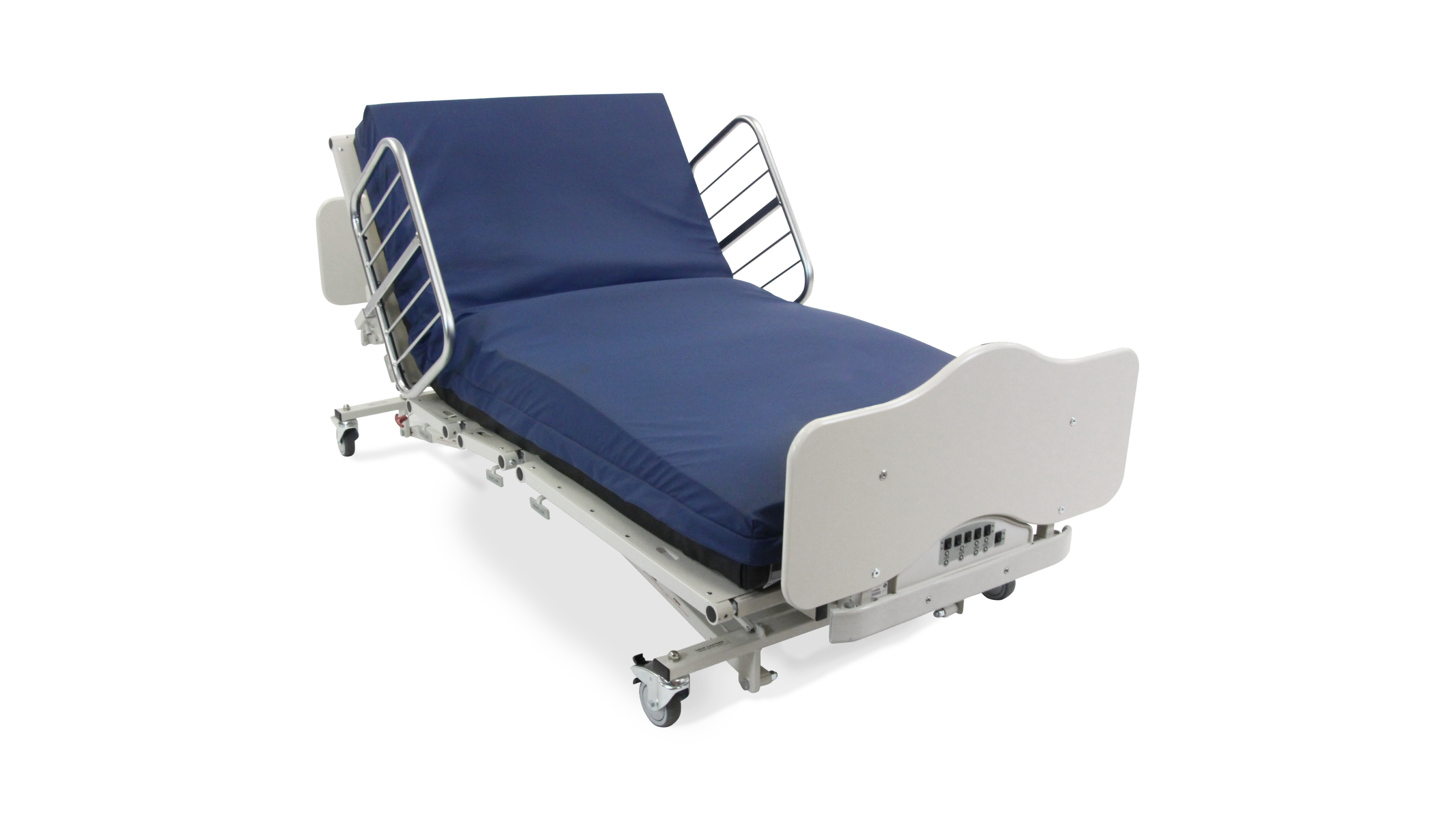 Advantage Bed Frame With Foam Mattress
