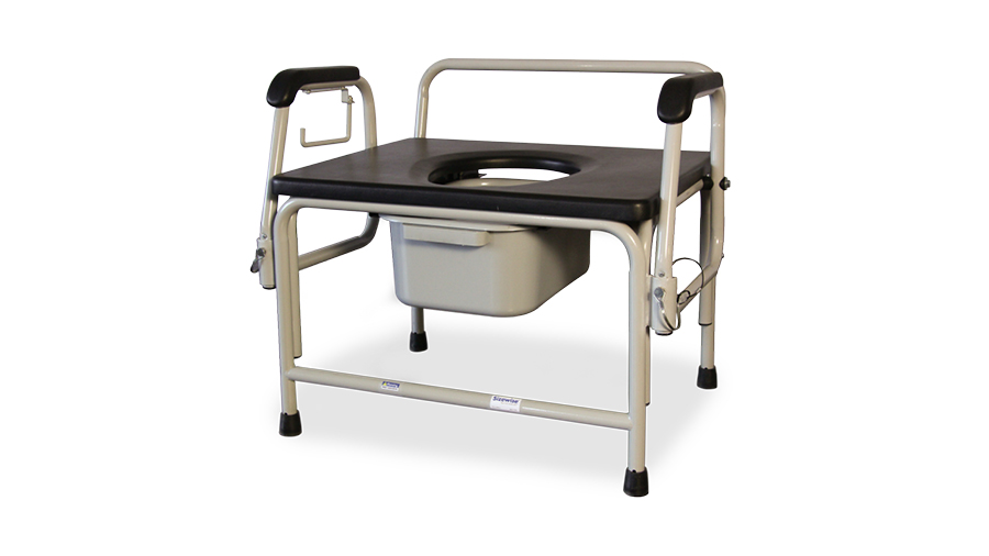 Bari Commode 800 With Pail