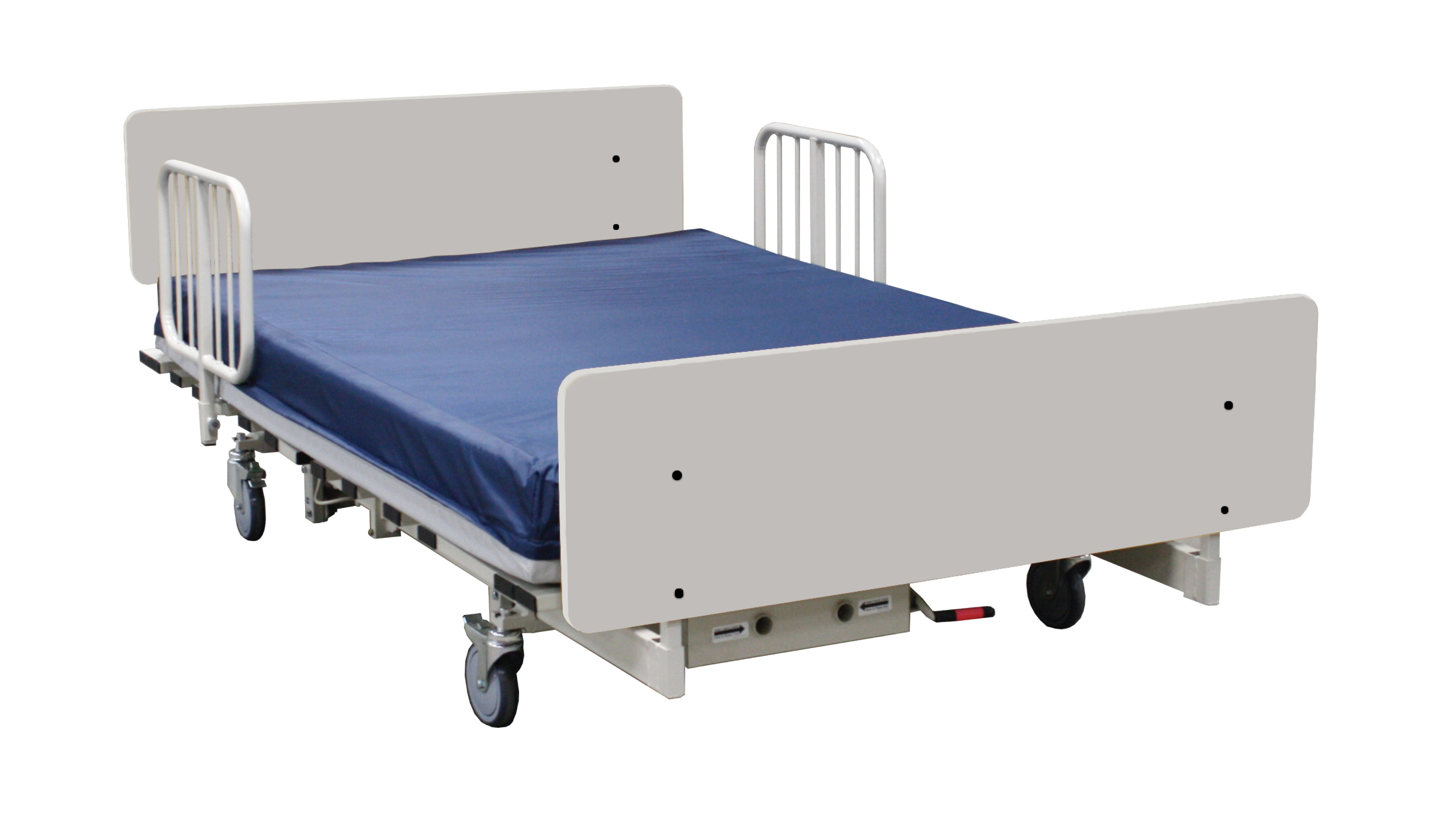 Mighty Rest Bed Frame With Foam Mattress