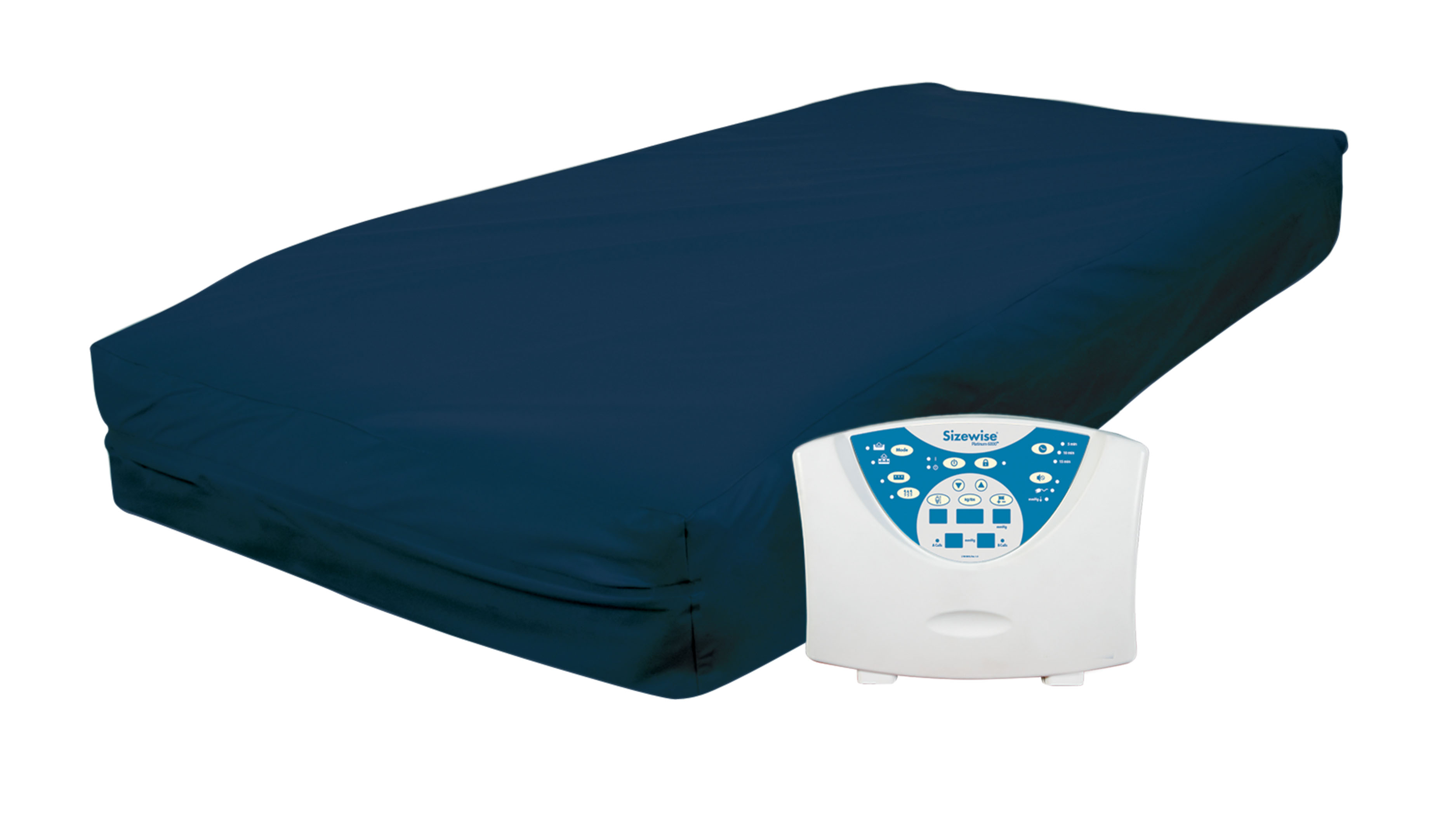 Platinum 6000 Mattress With Air Pump