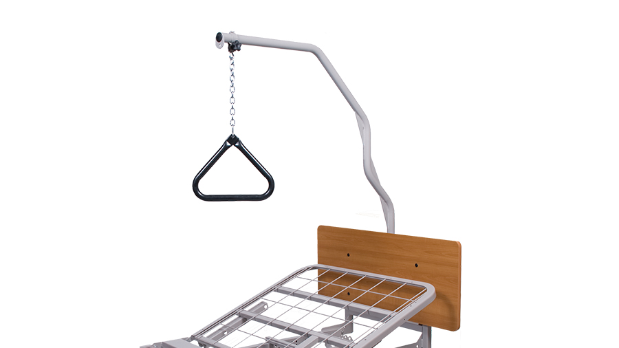 Horizon 7.1 Bed Frame With Trapeze