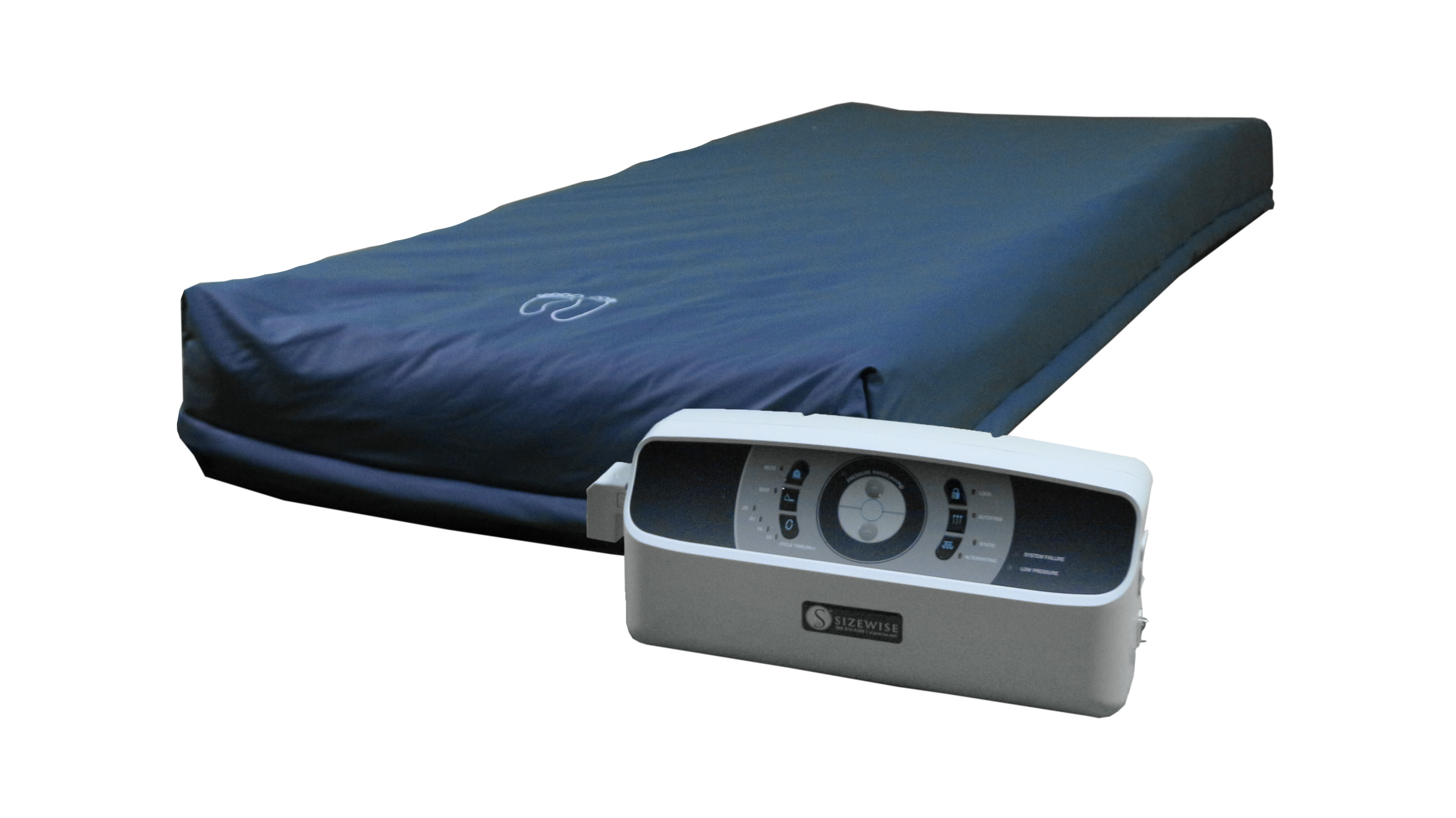 Stratus 5.1 Air Mattress With Control Pump