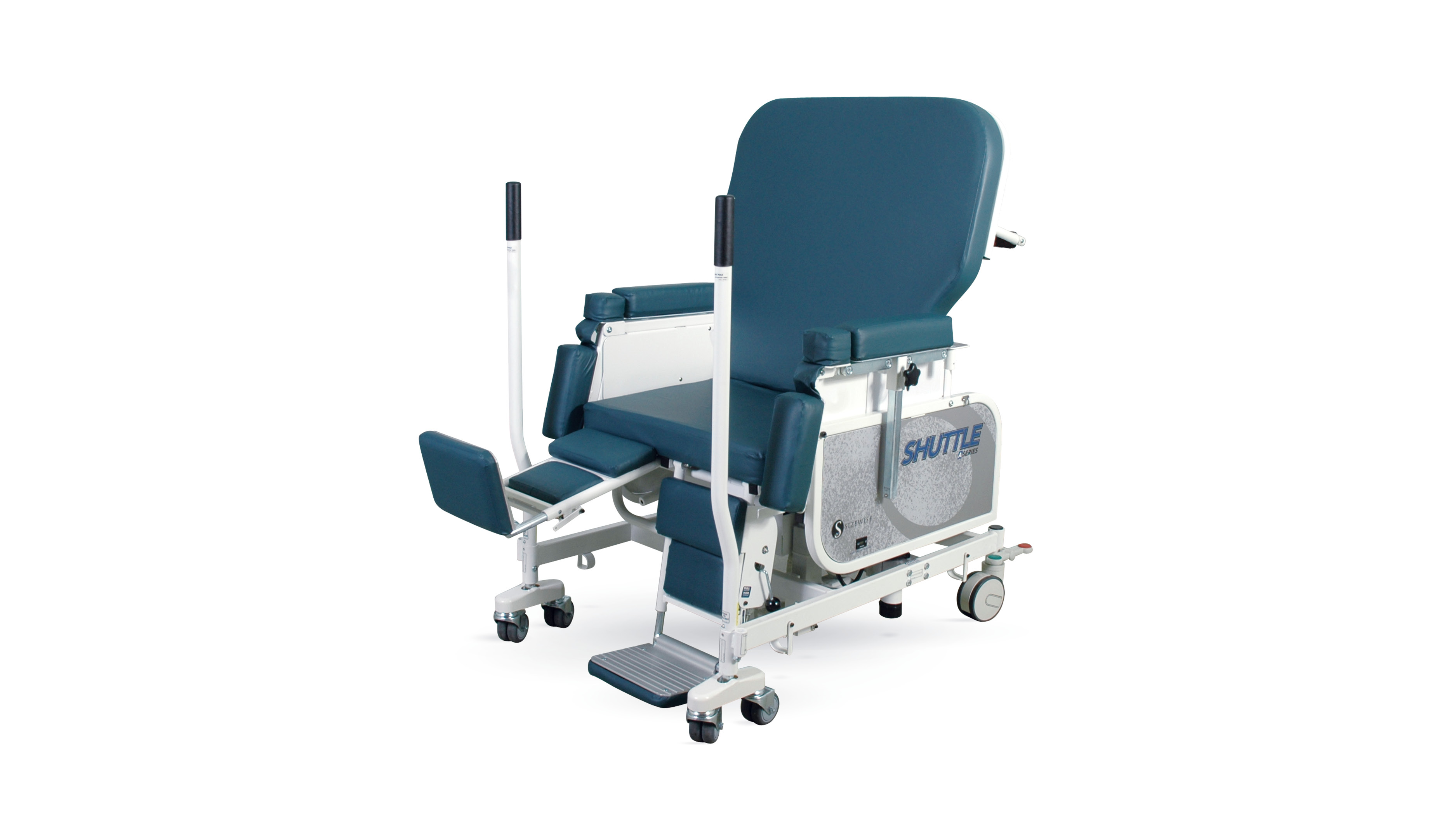 Shuttle A Series Advanced In Chair Position With Elevated Leg Rest
