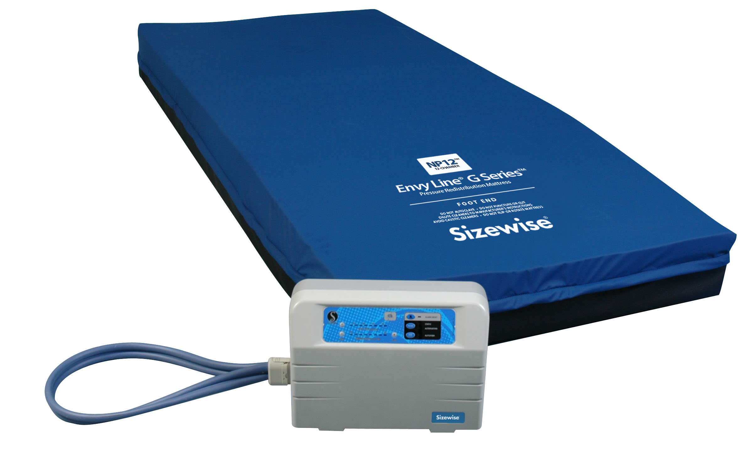 Envy G Series NP12 Mattress With Blower Unit